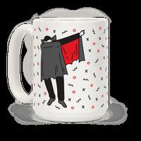 Dabbing Dracula Mug