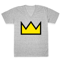 Betty's Crown Sweater Vneck