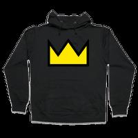 Betty's Crown Sweater Hoodie
