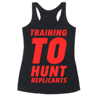 Training To Hunt Replicants