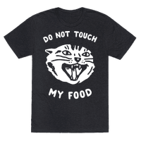 Do Not Touch My Food