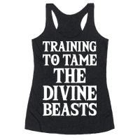 Training To Tame The Divine Beasts