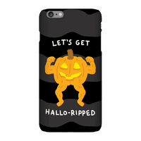 Let's Get Hallo-Ripped Phonecase