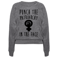 Punch The Patriarchy In The Face