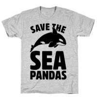 Save The Sea Pandas (cmyk)