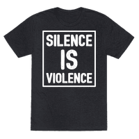 Silence Is Violence
