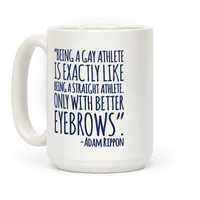 Gay Athletes Have Better Eyebrows Adam Rippon Quote