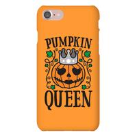 Pumpkin Queen Phonecase