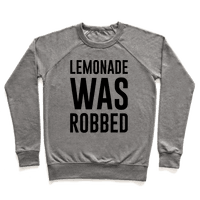 Lemonade Was Robbed Parody
