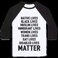 Minority Lives Matter