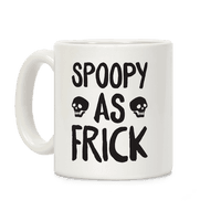 Spoopy As Frick Mug