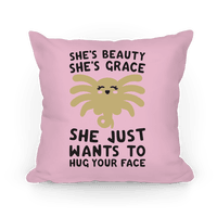 She's Beauty She's Grace Facehugger Parody