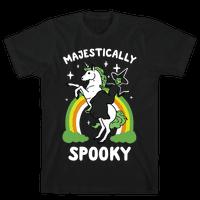 Majestically Spooky