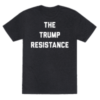 The Trump Resistance Tee