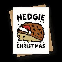 Hedgie Christmas