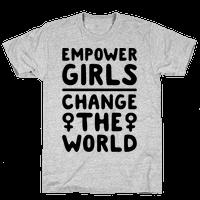 Empower Girls Change The World