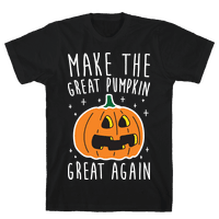 Make The Great Pumpkin Great Again