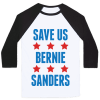 Save Us Bernie Sanders
