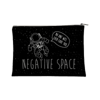 Negative Space Man