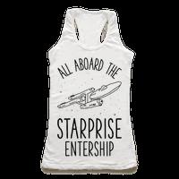 All Aboard The Starprise Entership
