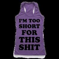 I'm Too Short