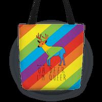 Oh Deer I'm Queer