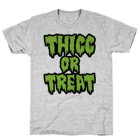 Thicc Or Treat Tee