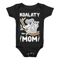 aca0875c1 Koalaty Mom Koala Baby One-Piece | LookHUMAN