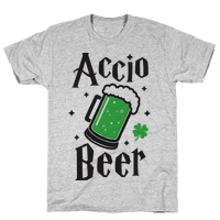 Accio Beer St. Patricks Day