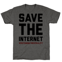 Save The Internet #DefendNetNeutrality