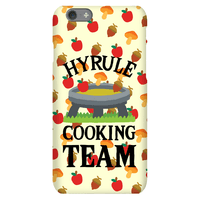 Hyrule Cooking Team Phonecase