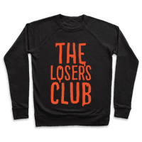 The Losers Club Parody White Print