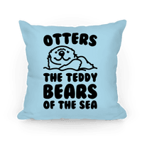 Otters The Teddy Bears of The Sea