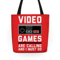 Video Games Are Calling