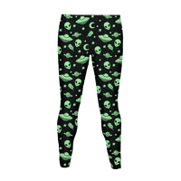 Alien Pattern Legging