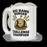 Big Bang Burger Challenge Champion