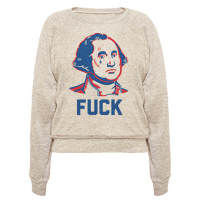 George Washington: Fuck Pullover