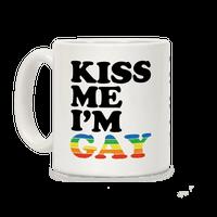 Kiss Me I'm Gay