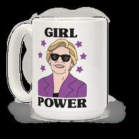 Girl Power Elizabeth Warren