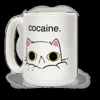Kitty! No Cocaine!!