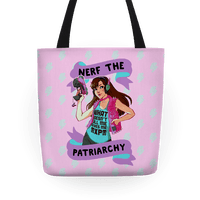 Nerf The Patriarchy Parody