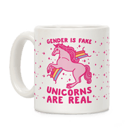 Gender Is Fake Unicorns Are Real