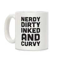 Nerdy, Dirty, Inked And Curvy
