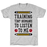 Training Tiny Humans To Listen To Me