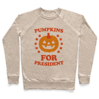 Pumpkins For President