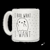 I Boo What I Want