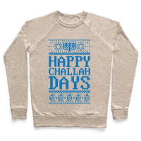 Happy Challah Days
