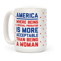 Being A Woman In America Mug