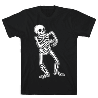 Milly Rocking Skeleton Tee