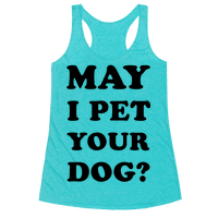 May I Pet Your Dog